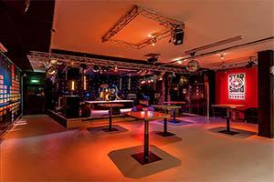 Starsound Studio podium zaal huren Utrecht