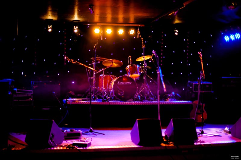Starsound Studio podium huren