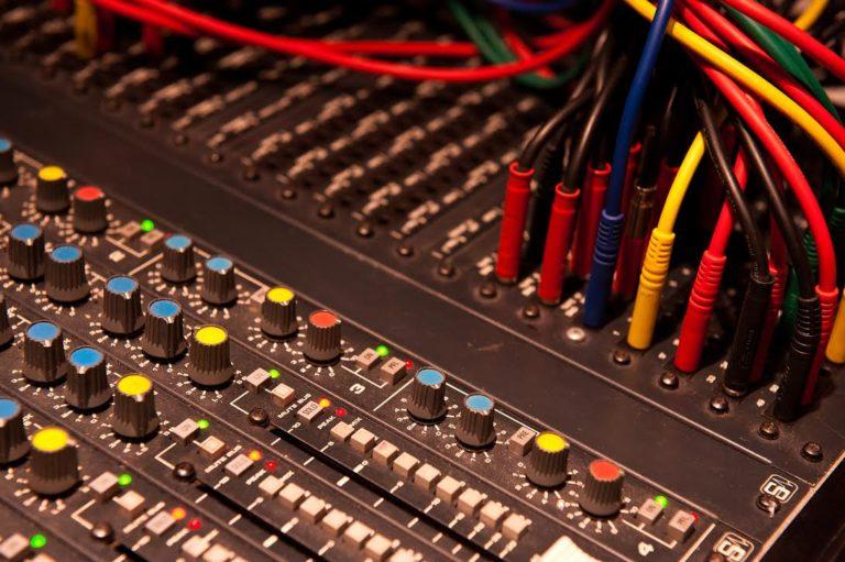 Live opnames bij Starsound Studio