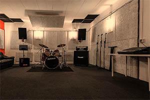 Starsound Studio oefenruimtes Utrecht