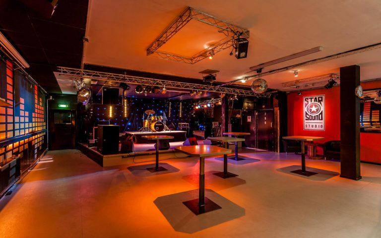 Starsound Studio zaal huren in Utrecht